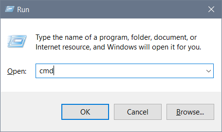 Open Command Prompted with Admin Privlages