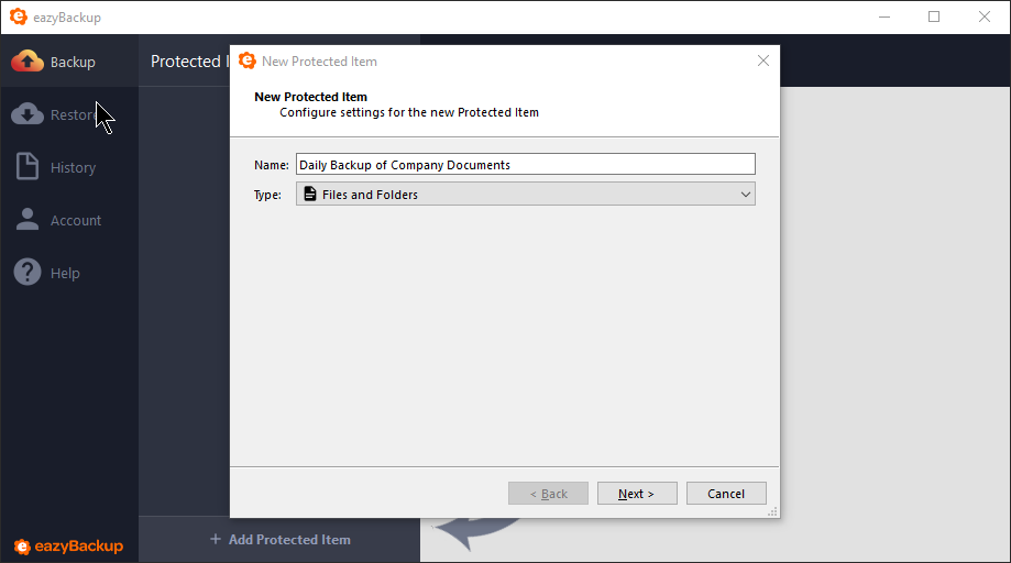 backup-interface_new-protected-item